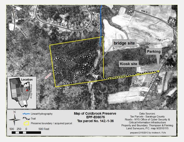 Karner Blue Butterfly Habitat Map