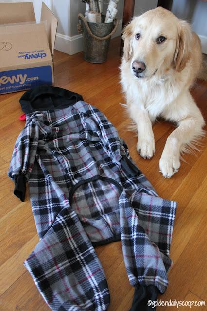 SnoJam Fleece Oneside for keeping dogs warm