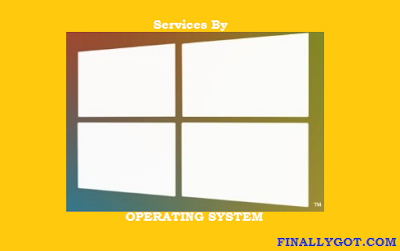 operating system services-principle of operating system