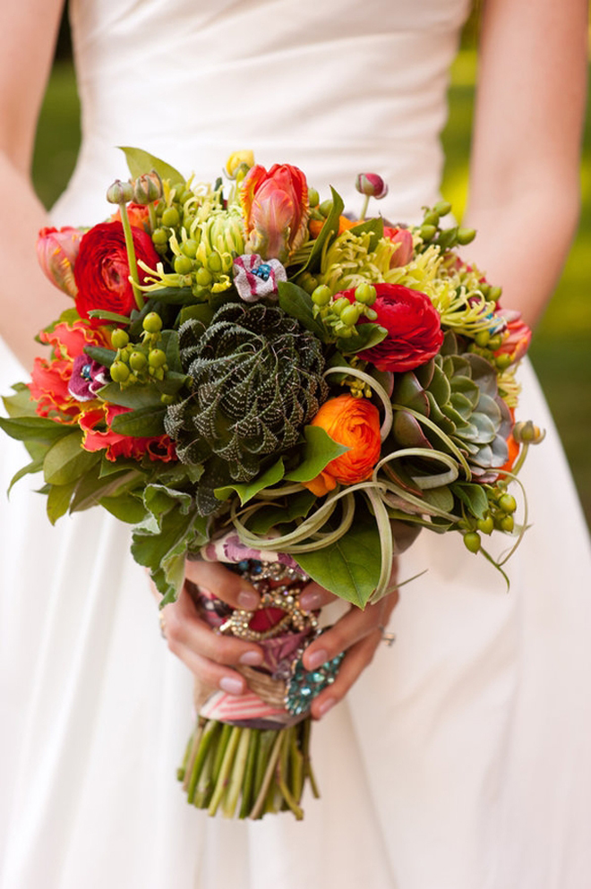 25 Stunning Wedding Bouquets Part 6 Belle The Magazine