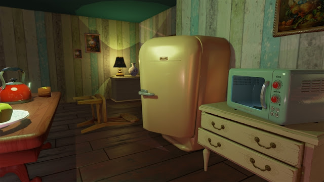 Hello Neighbor PC Game Download Photo