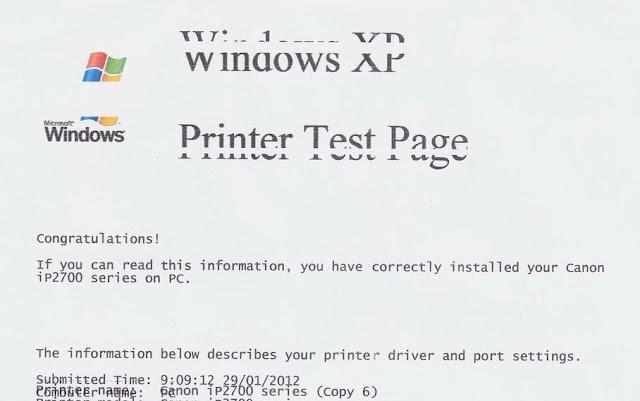 Cara Mudah Mengatasi Hasil Print Bergaris Untuk Semua Printer