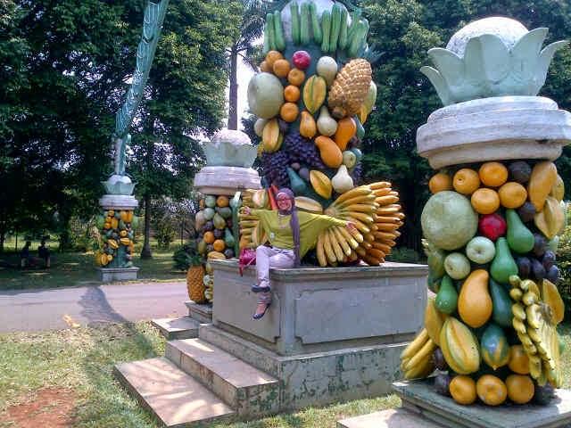 Taman buah Mekarsari - Bogor
