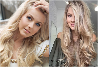 Hair Color Light Blond - List of Blond and Brown Hair Color for All Skin Types