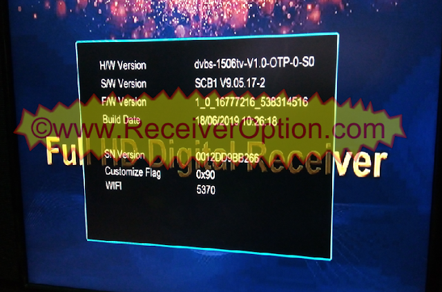 ECHOLINK EL-717 HD RECEIVER FLASH FILE
