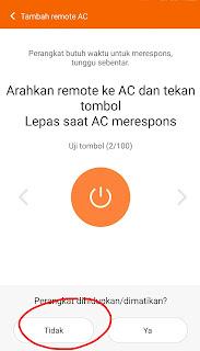 setting Xiaomi redmi note 3 pro menjadiadi Remote AC
