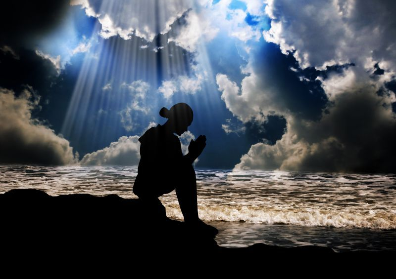 Practise praying regularly and faithfully