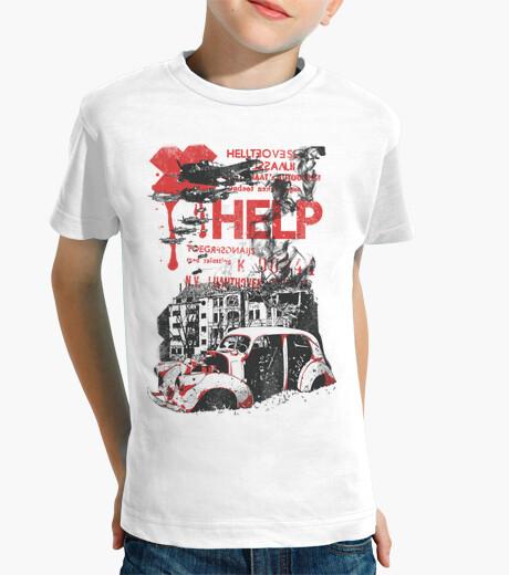 Camisetas Niño - HELP