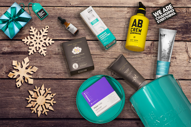 12 DAYS OF GIVEAWAYS - DAY SEVEN - ABNORMAL BEAUTY COMPANY