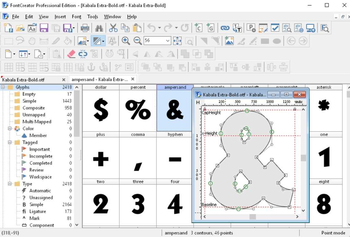 High-Logic FontCreator 13.0.0.2643