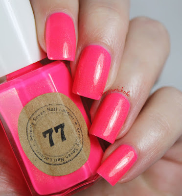 Seventy Seven Nail Lacquer Don't Call Me Barbie