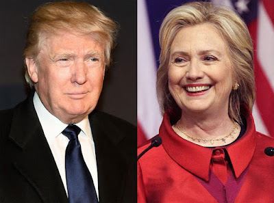 Image result for Hillary Clinton Claps Back At Donald Trump On Twitter