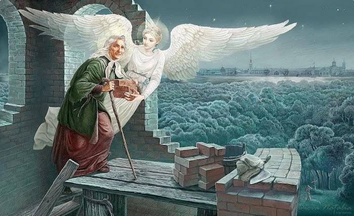 Чудесная молитва к Ангелу Хранителю об избавлении от болезней своих. Молитва за здоровье на каждый день
