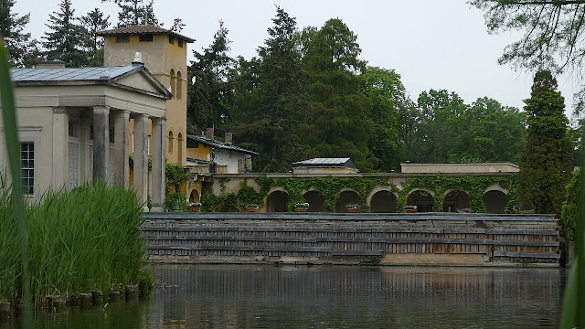Park Sanssouci - The Roman Baths