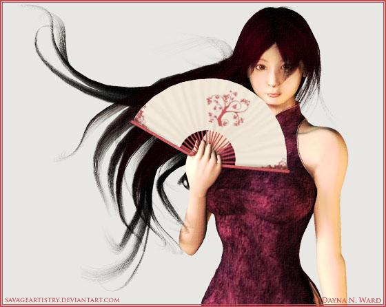 Portrait - Aiko