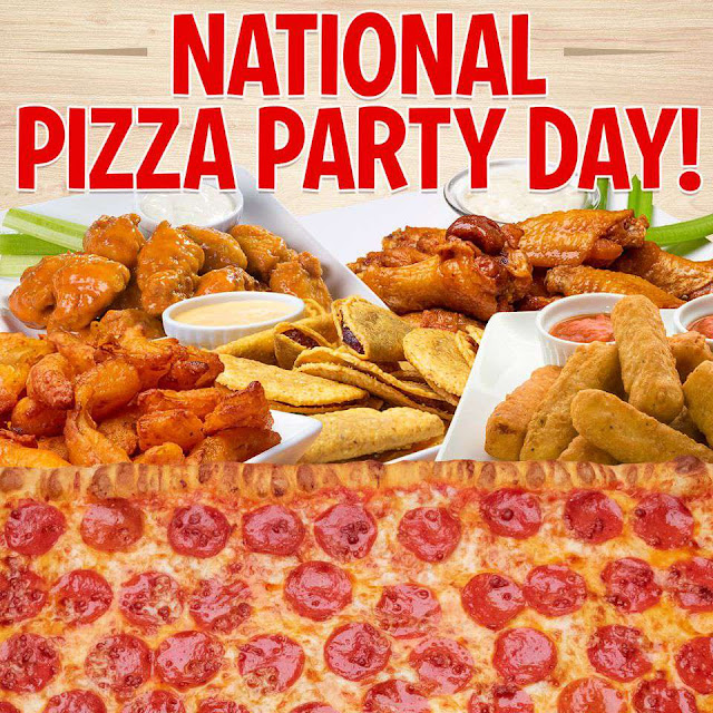 National Pizza Party Day Wishes pics free download