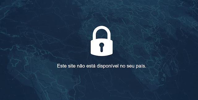 1XBET com site bloqueado em Portugal