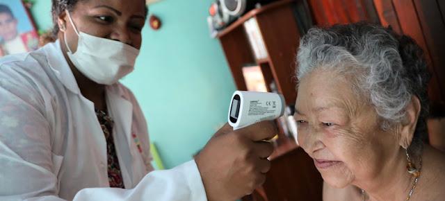 La ONU en Venezuela ayuda a combatir la pandemia de coronavirus.OCHA/Gema Cortes