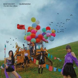 Red Velvet - Queendom Music Album Reviews