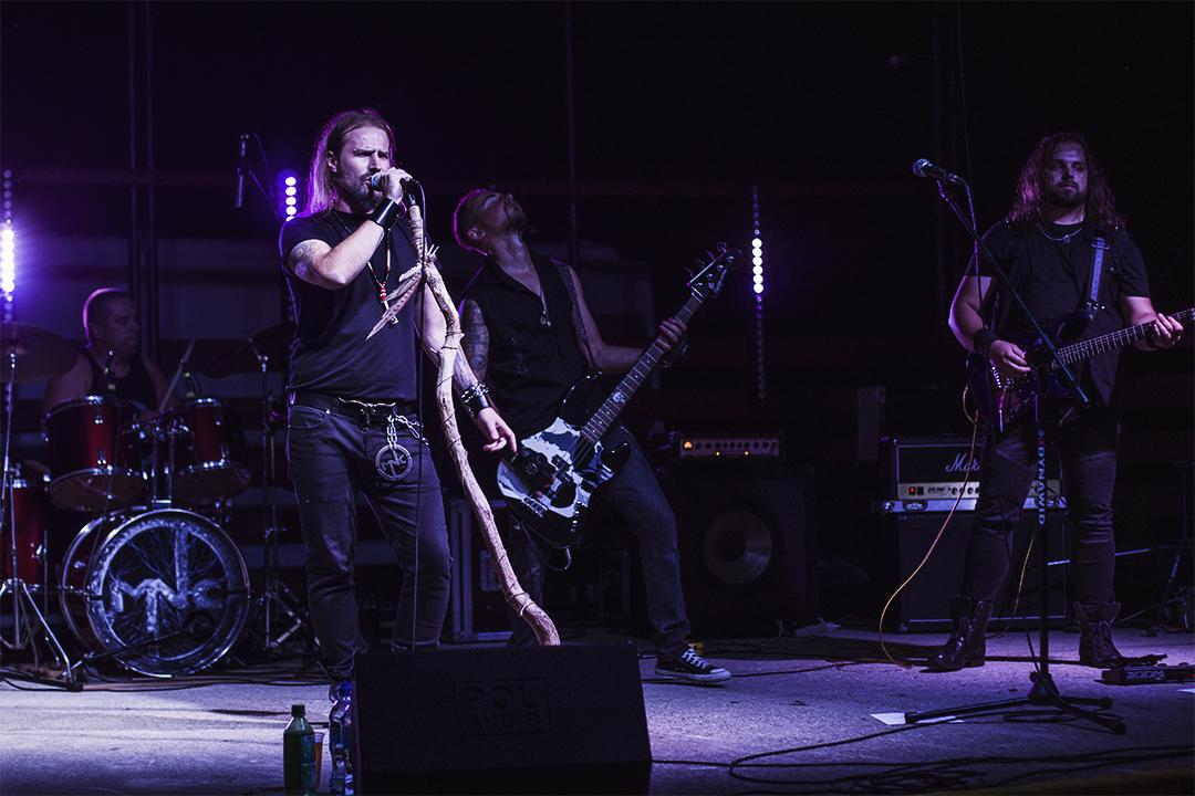 Młot Na Czarownice, koncert