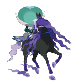 Pokémon Shadow Rider Calyrex