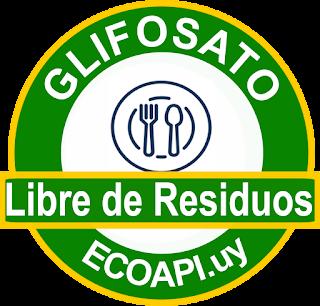 Glifosato Libre de Residuos ECOAPI