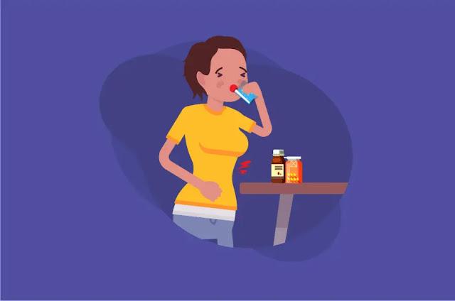 Mengkonsumsi Vitamin