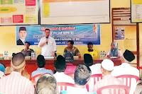 Gelar Sosialisasi 4 Pilar MPR RI, Rudhy Mbojo Menuai Pujian Warga Desa Lere