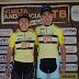 José Luis Carrasco y María Díaz, líderes de la Vuelta Andalucía MTB 2019