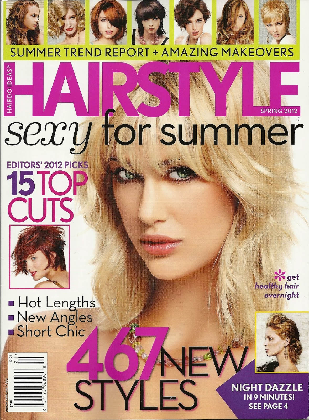 New Hair : Hairstyle Magazines