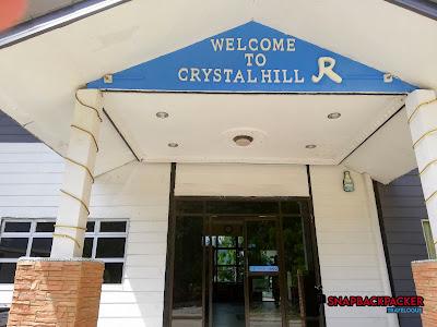 Welcome to Crystal Hill R Kundasang