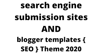 search engine submission site,