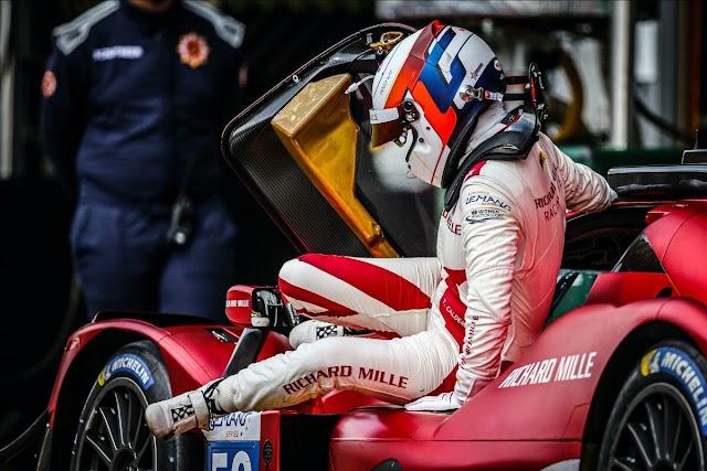 Tatiana debuta en las legendarias 24 Horas de Le Mans