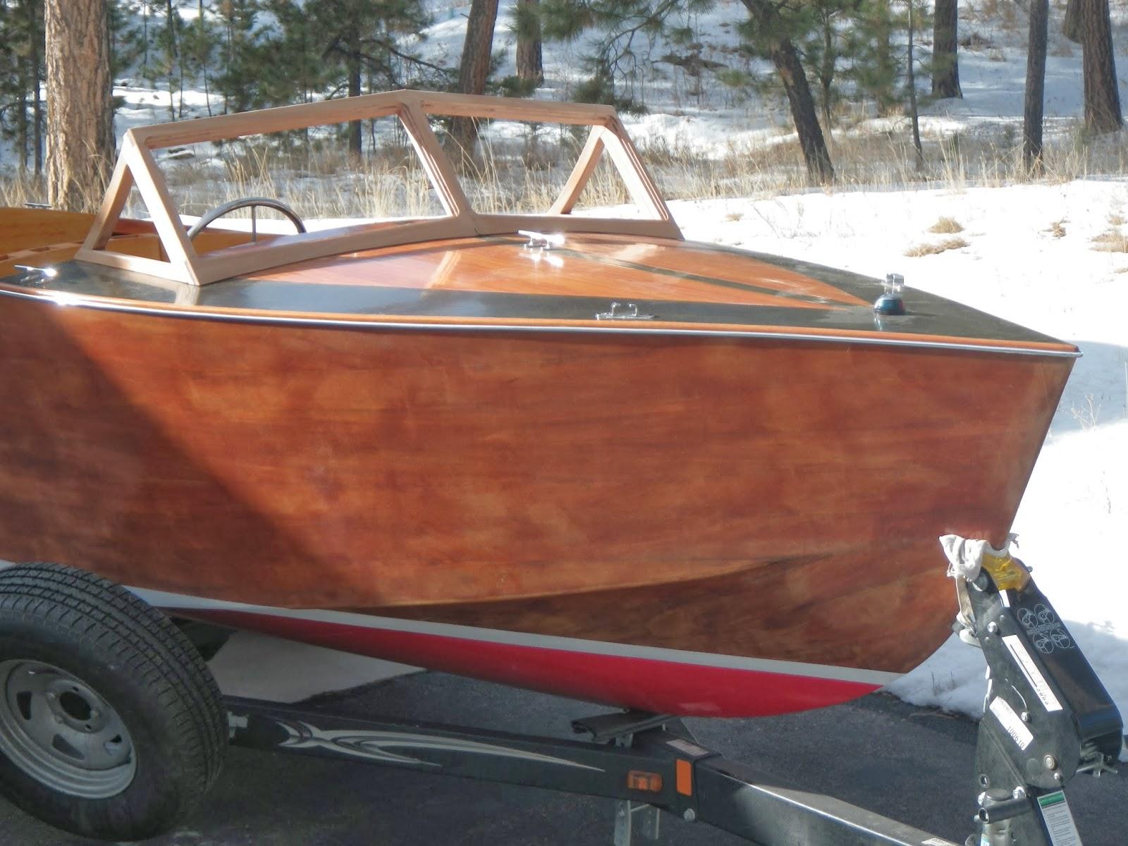 Small Boat: Small Boat Windshield