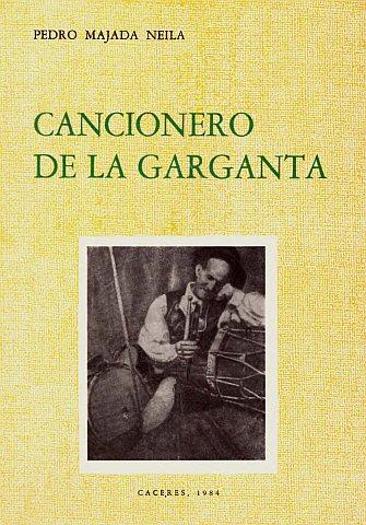 CANCIONERO DE LA GARGANTA