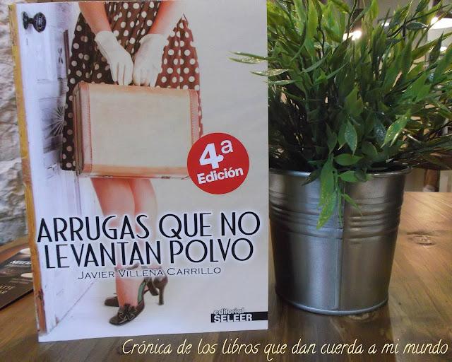 Arrugas que no levantan polvo, Javier Villena Carrillo