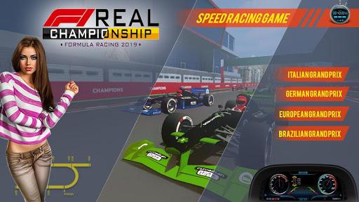 Formula1 Racing Championship 2019 v1.1 Hileli Mod