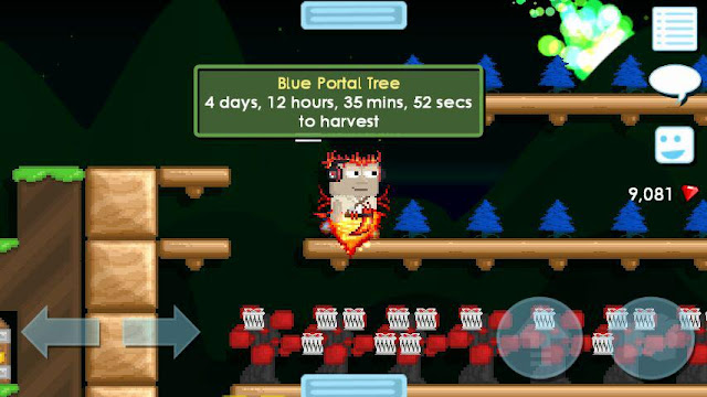 Cara Membuat Dragon Gate di Growtopia