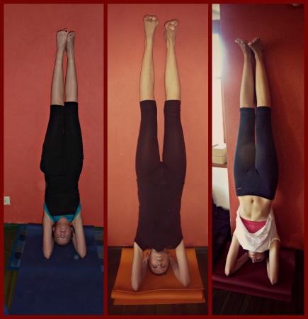 Yoga challenge figury 2 osoby żeby schudnąć