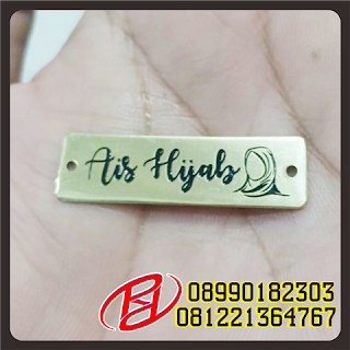 PLAT LABEL WARNA GOLD | PLAT LABEL WARNA SILVER | PLAT LABEL KUNINGAN | PLAT LABEL STAINLLES