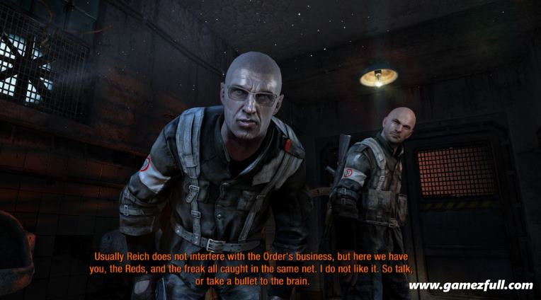 Metro Last Light 2013 PC Full Español