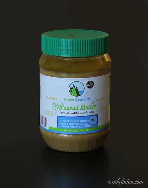 Green Coast Pet Pawnut Butter