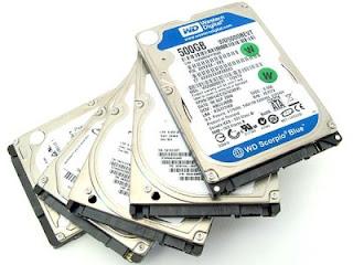Daftar Harga Hardisk Laptop Murah Lengkap Merk Terbaik Terbaru