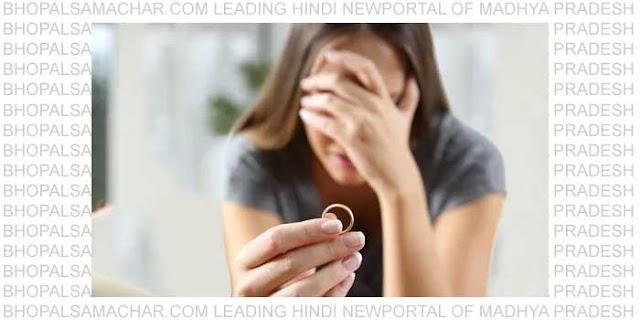 पत्नी को CANCER हुआ तो पति ने तलाक मांग लिया | MP NEWS