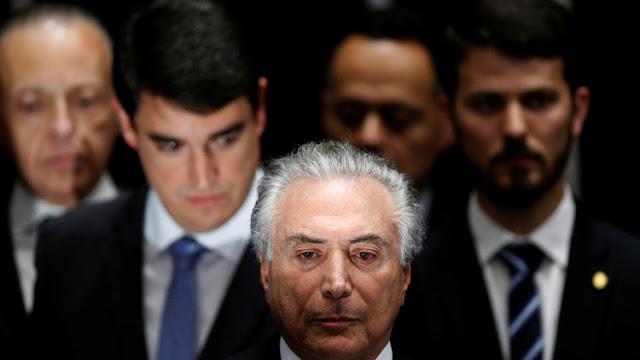 El Tribunal Supremo de Brasil autoriza interrogar a Temer sobre casos de corrupción