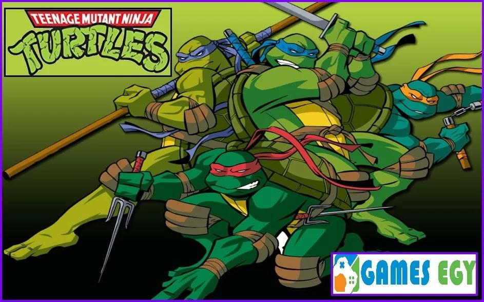 تنزيل لعبة ninja turtles للكمبيوتر