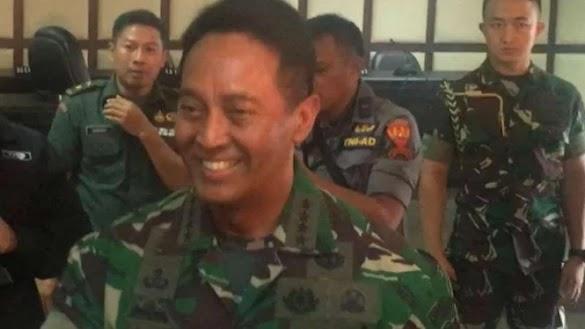 Jenderal Andika Siapkan 160 Ribu Prajurit TNI AD untuk 22 Mei, Ada Apa?