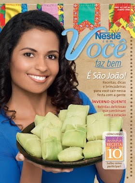 Receitas - É São João - Nestlé