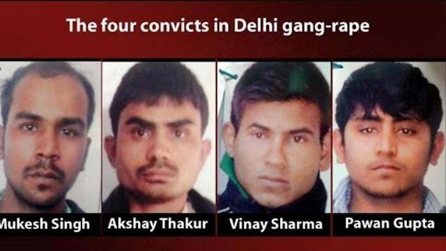 4 Delhi gang rape convicts get a reprieve, judge cancels death warrant