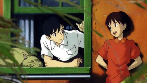 whisper of the heart, hayao miyazaki film